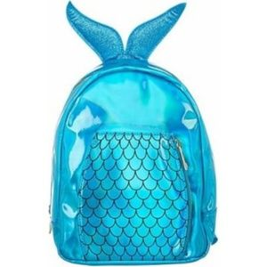 Olivia Miller Mermaid Fin Backpack Girls Holo Bag